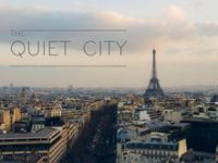 The Quiet City: Winter in Paris